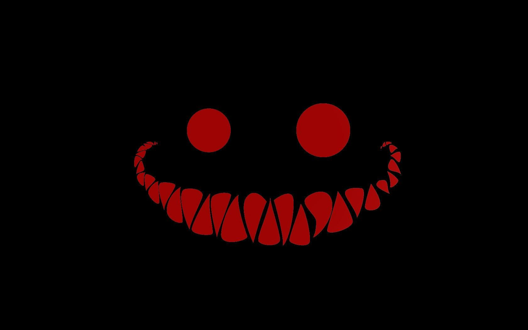 Cheshire Cat Simple Background Wallpaper 1680x1050 249074