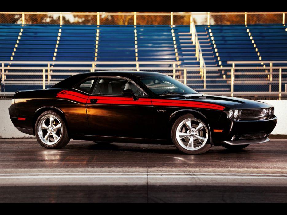 Dodge Challenger Dodge Challenger RT wallpaper