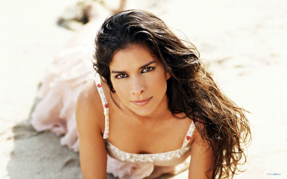 brunettes women models Patricia Velasquez wallpaper