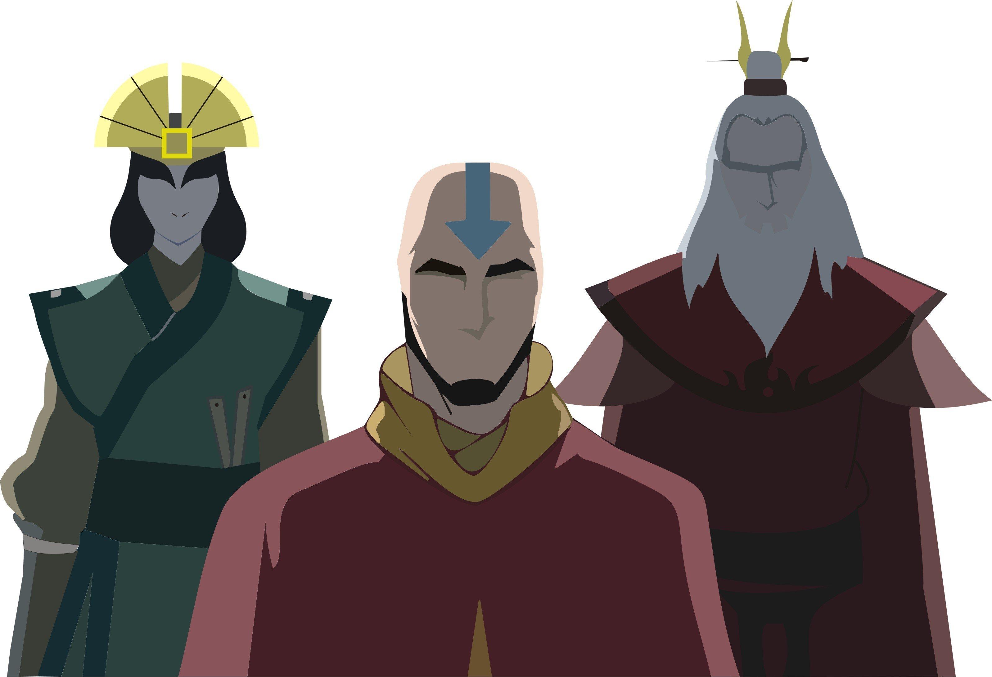 Aang Avatar The Legend Of Korra Wallpaper 3196x2183 249226