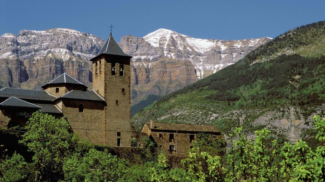 mountains Spain National Park wallpaper