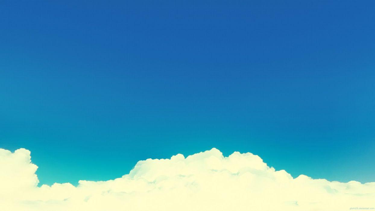 Rich Clouds wallpaper