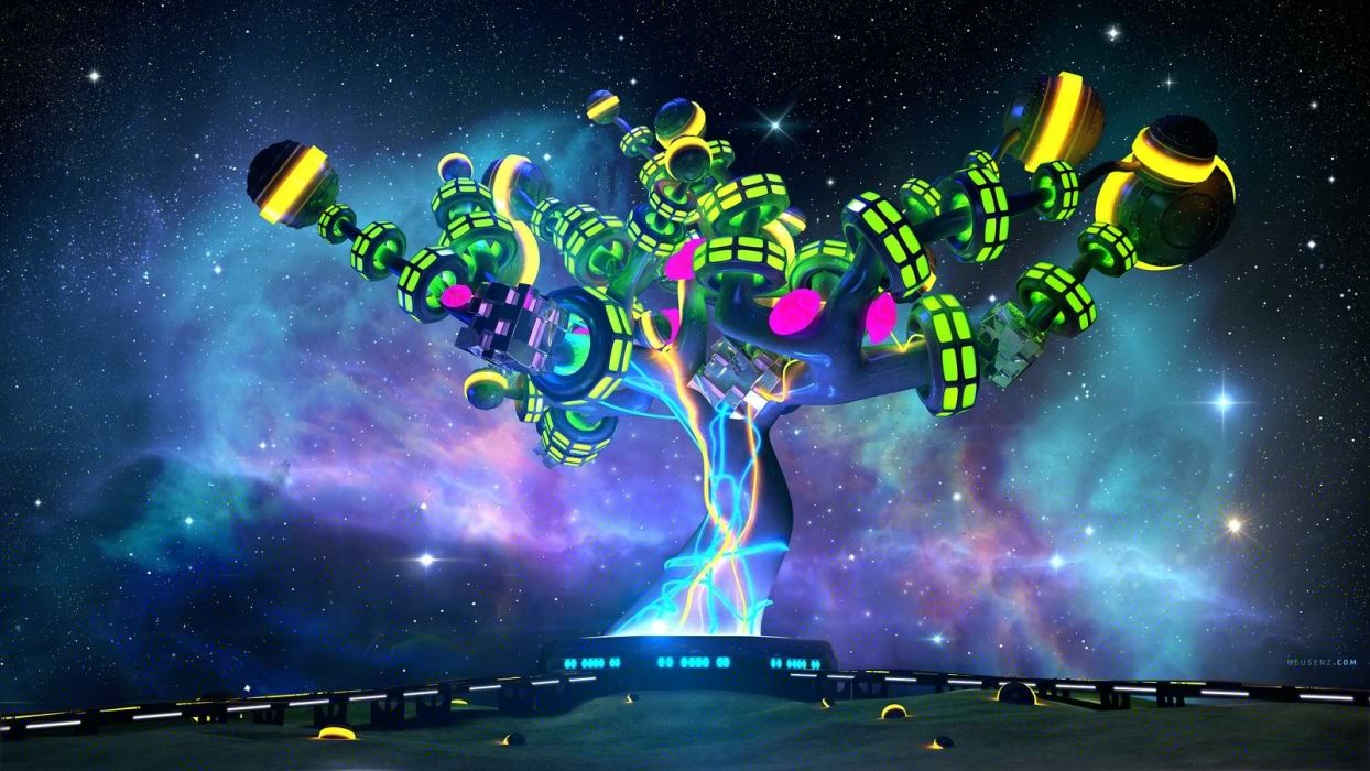 N-Nebula wallpaper