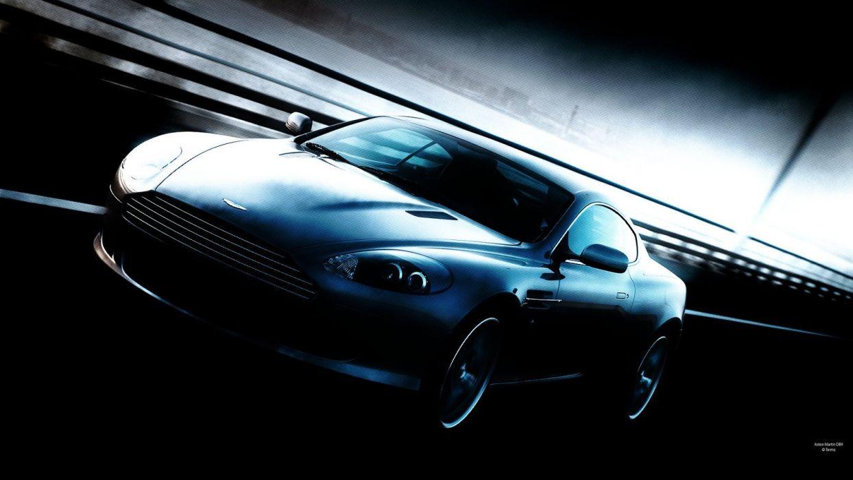 Aston Martin DB9 Wallpaper wallpaper