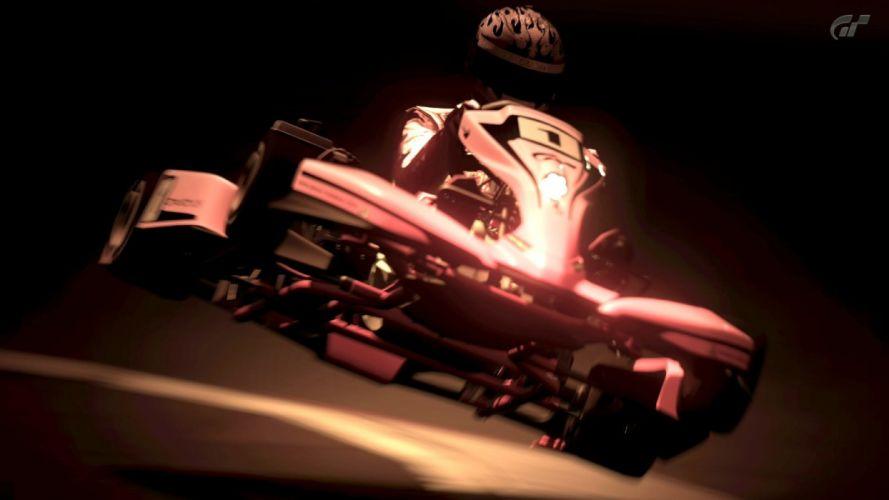 Karting GT5 wallpaper