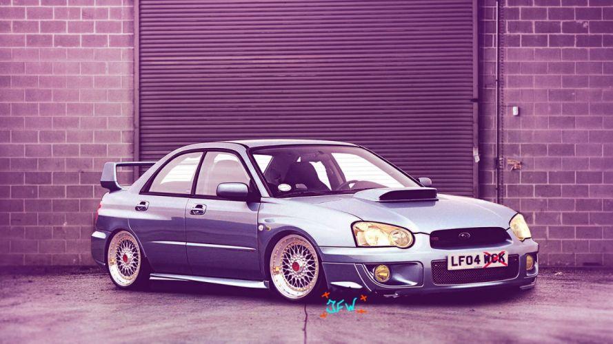 Subaru Tuning wallpaper