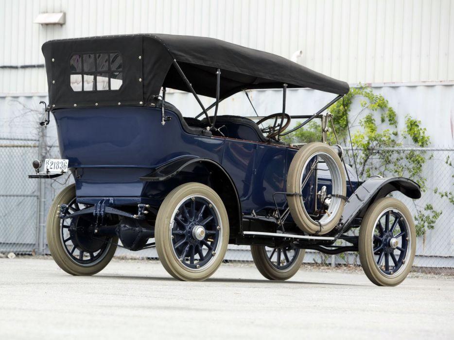 1912 Cadillac Model-30 Phaeton luxury retro    g wallpaper