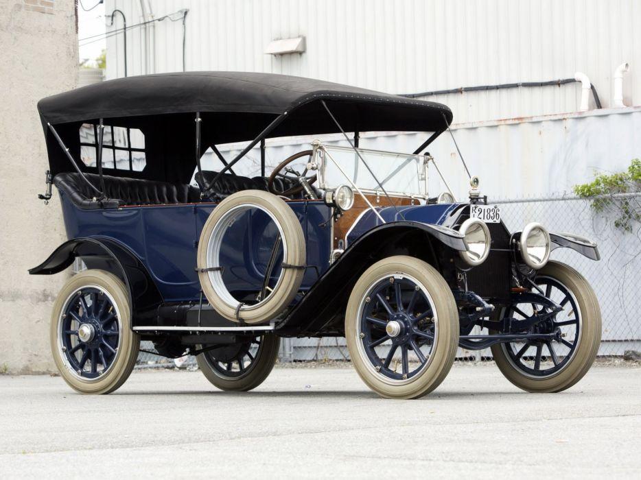 1912 Cadillac Model-30 Phaeton luxury retro  gu wallpaper