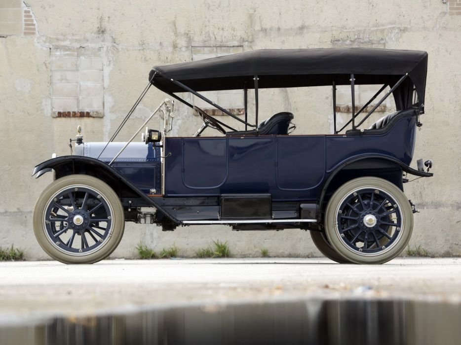 1912 Cadillac Model-30 Phaeton luxury retro  gw wallpaper