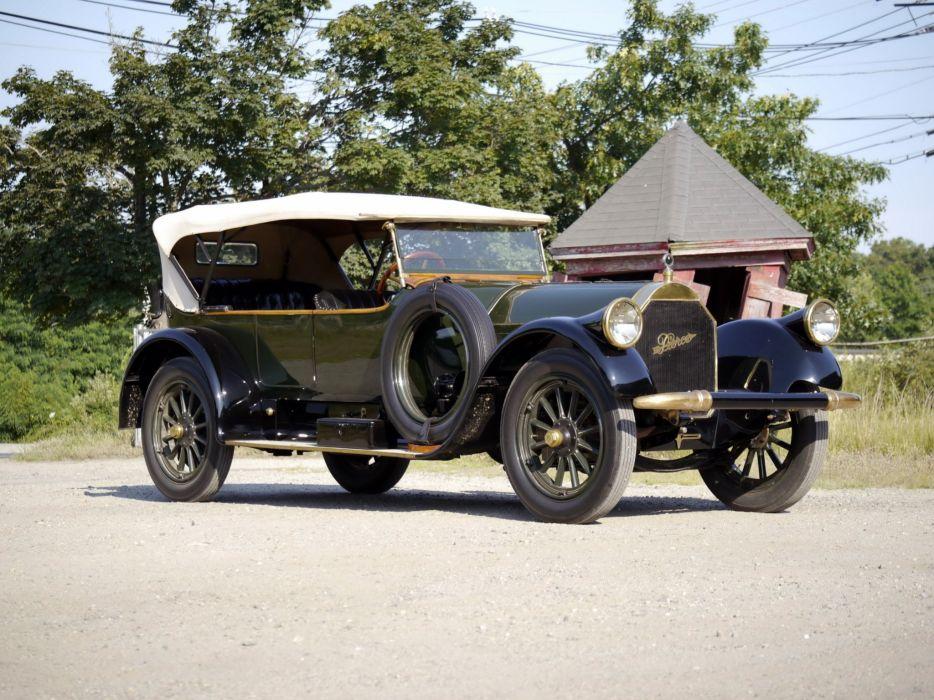 1916 Pierce Arrow Model-48 Phaeton retro luxury   f wallpaper