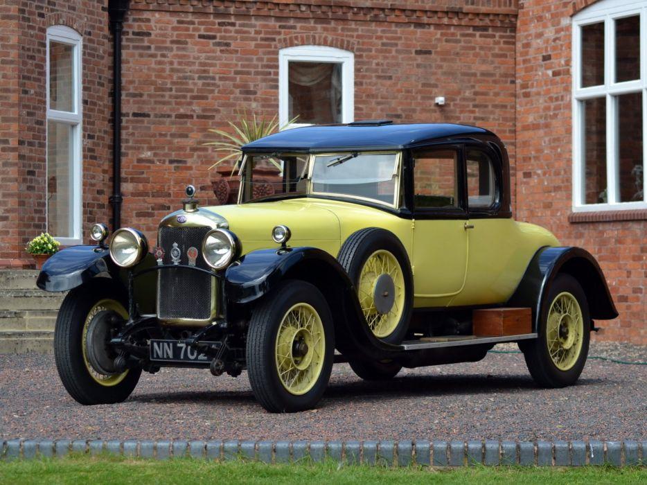1924 Aster Coupe retro  f wallpaper