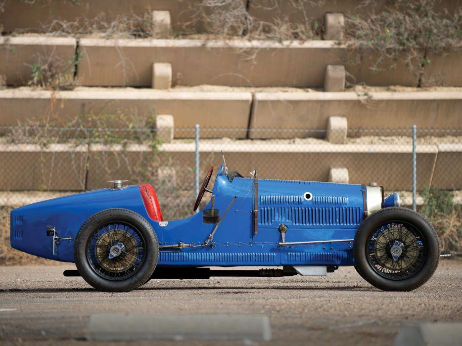 1930 Bugatti Type 37A retro race racing  f wallpaper