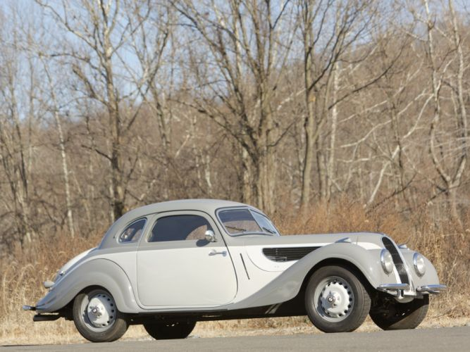 1938-40 BMW 327-28 Coupe retro hf wallpaper