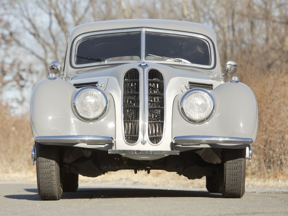 1938-40 BMW 327-28 Coupe retro  gd wallpaper