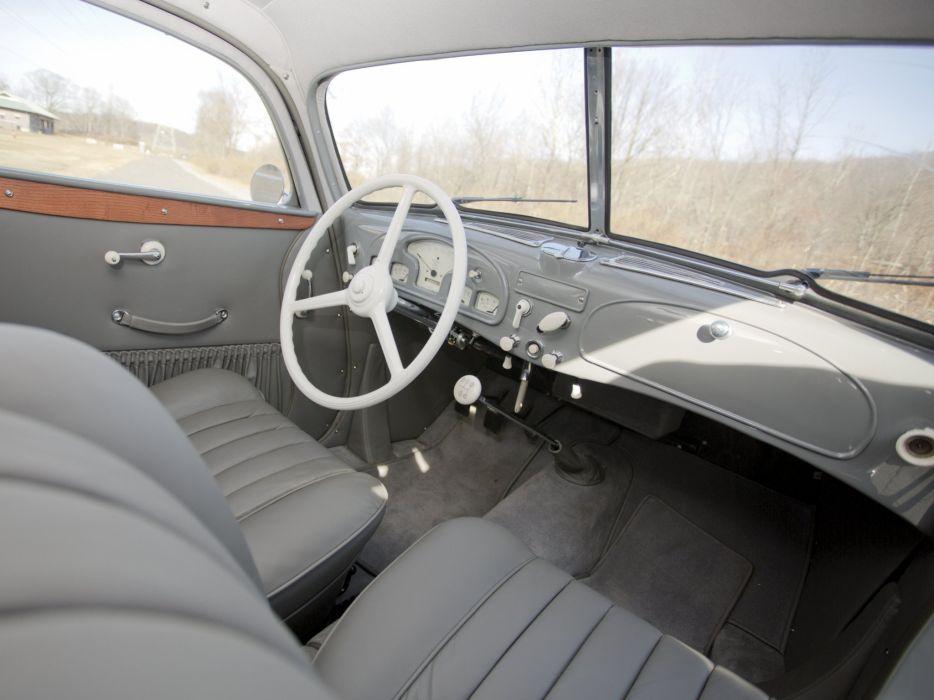 1938-40 BMW 327-28 Coupe retro interior     h wallpaper