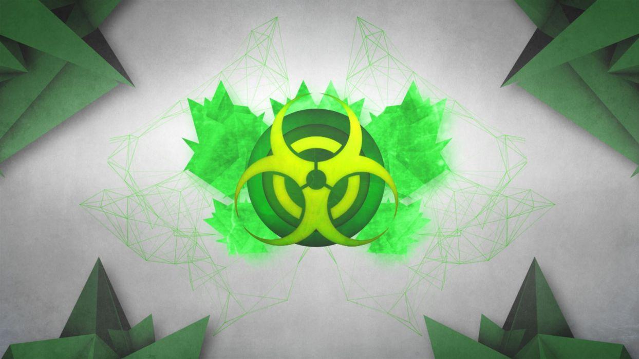 Toxic wallpaper