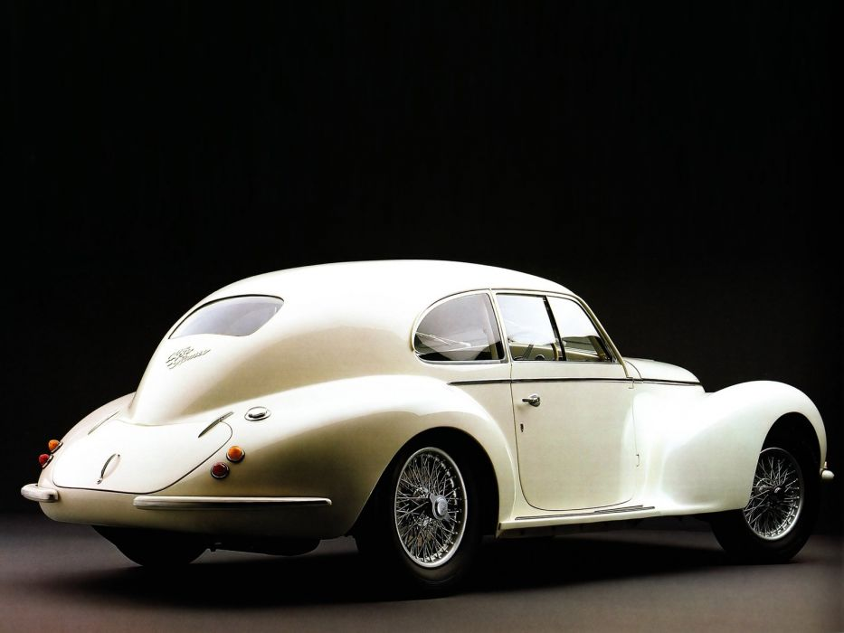 1939 Alfa Romeo 6-C 2500 S Berlinetta retro touring   fd wallpaper