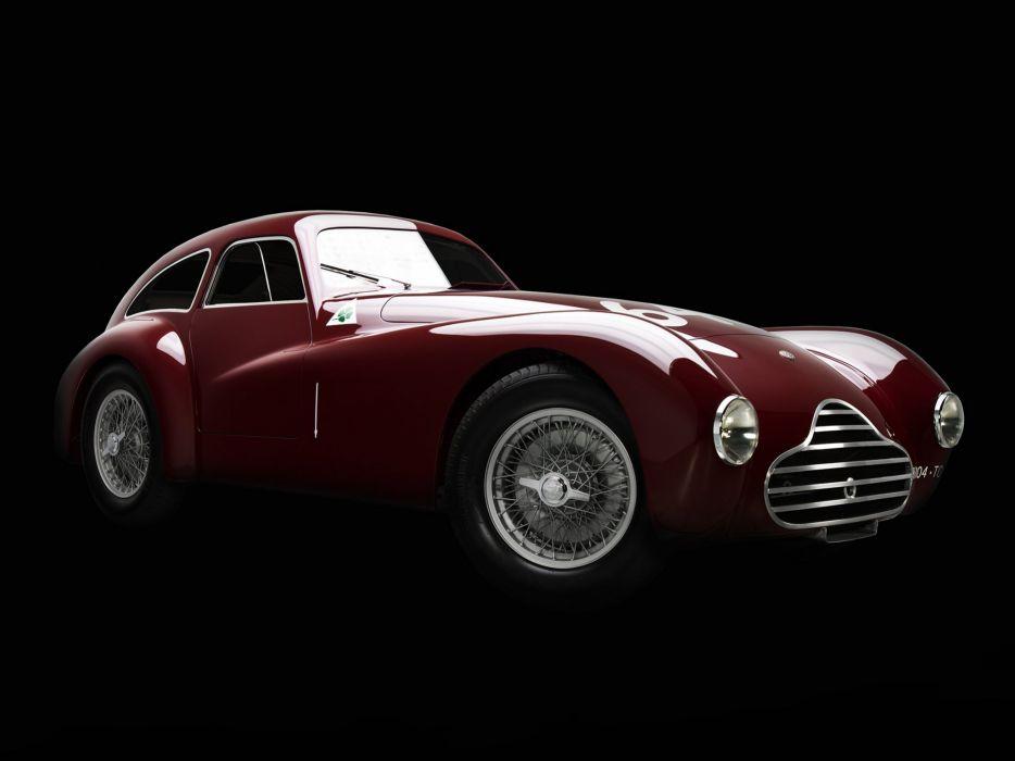 1948 Alfa Romeo 6-C 2500 Competizione retro     h wallpaper