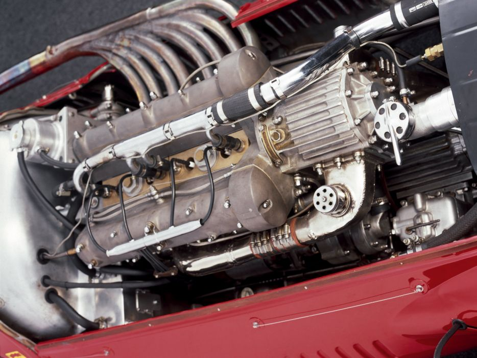 1949 Maserati 4CLT formula f-1 race racing retro engine     g wallpaper