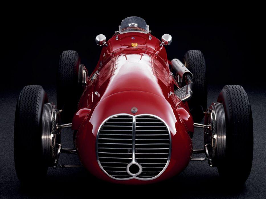 1949 Maserati 4CLT formula f-1 race racing retro g wallpaper