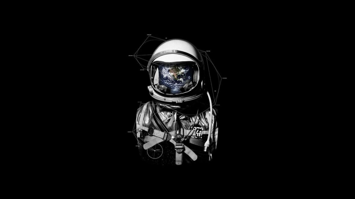 Interstellar Explorer wallpaper