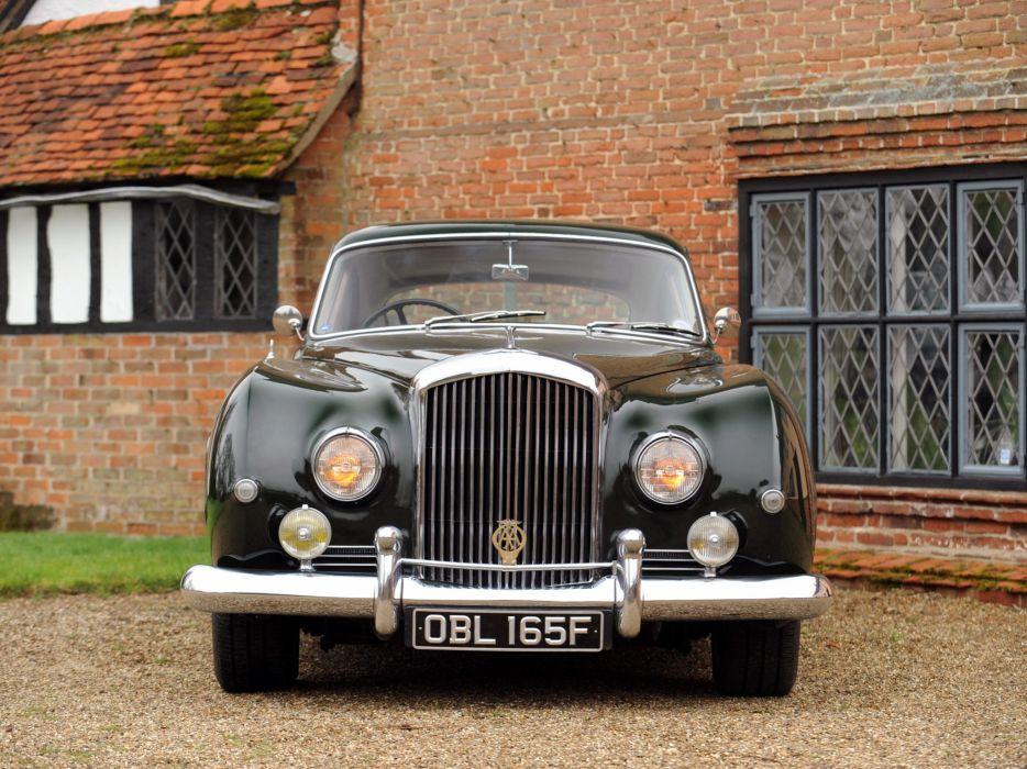 1955-59 Bentley S-1 Continental Sports Saloon Mulliner luxury retro  j wallpaper