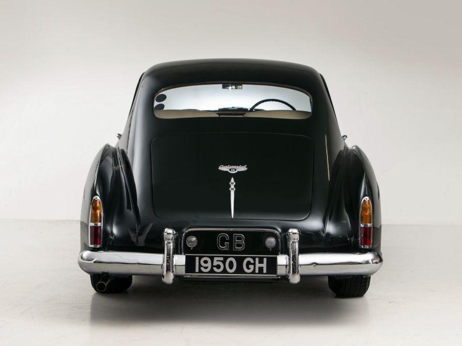 1955-59 Bentley S-1 Continental Sports Saloon Mulliner luxury retro  gq wallpaper