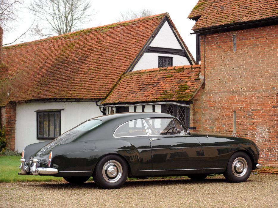 1955-59 Bentley S-1 Continental Sports Saloon Mulliner luxury retro  gi wallpaper