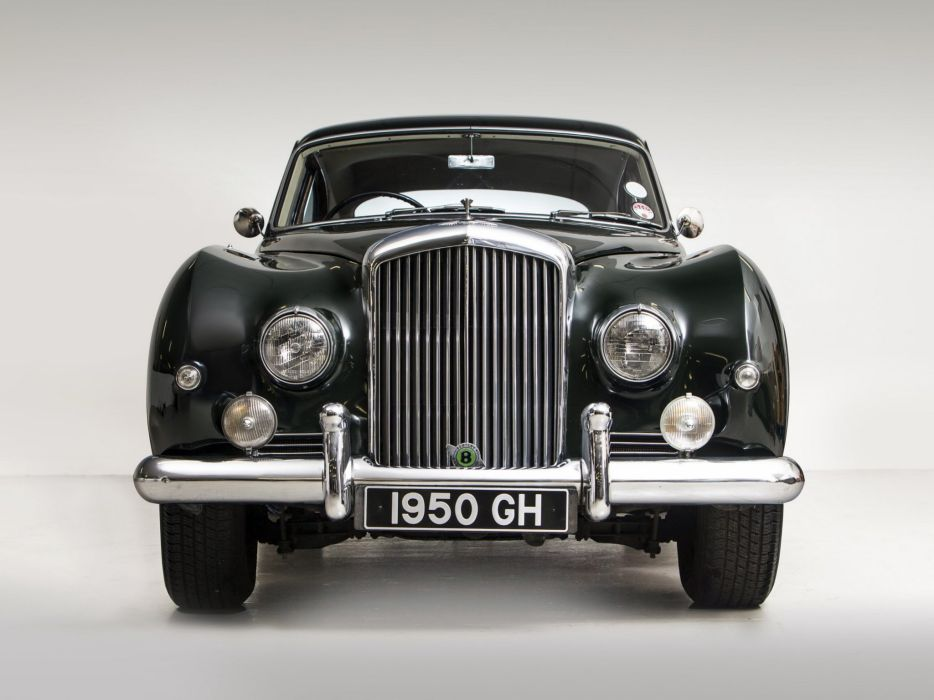 1955-59 Bentley S-1 Continental Sports Saloon Mulliner luxury retro  gd wallpaper