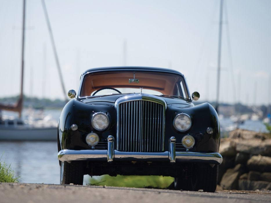1955-59 Bentley S-1 Continental Sports Saloon Mulliner luxury retro   f wallpaper