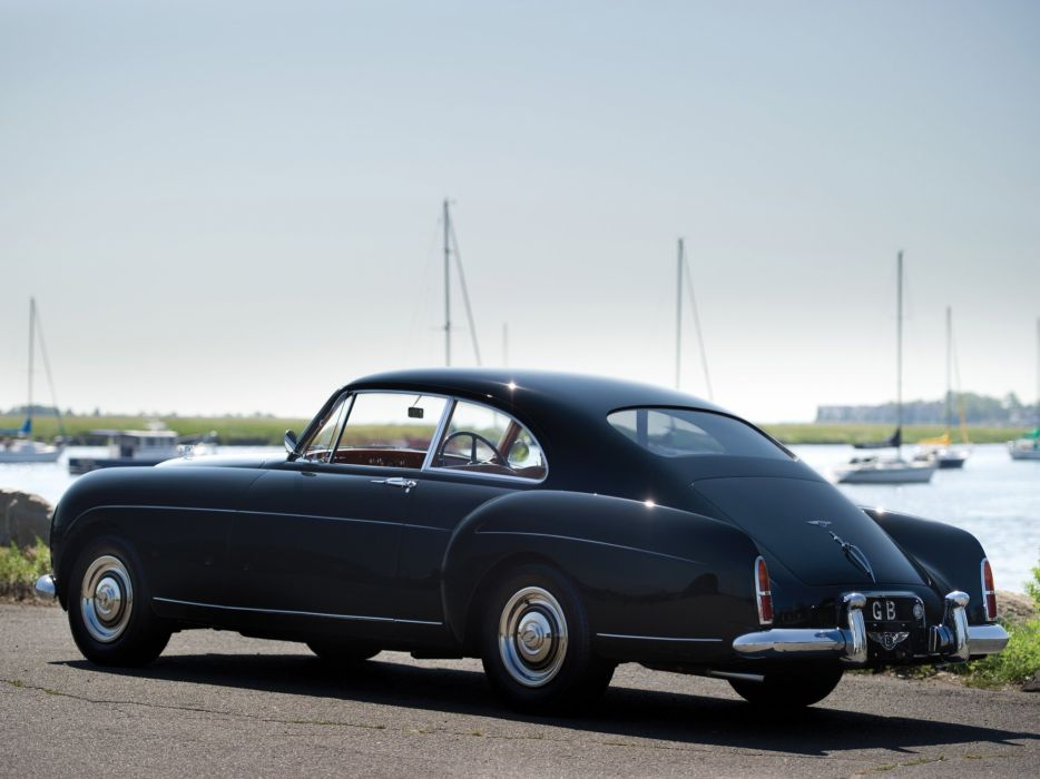 1955-59 Bentley S-1 Continental Sports Saloon Mulliner luxury retro   g wallpaper