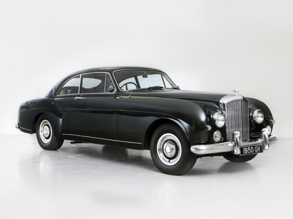 1955-59 Bentley S-1 Continental Sports Saloon Mulliner luxury retro   h wallpaper