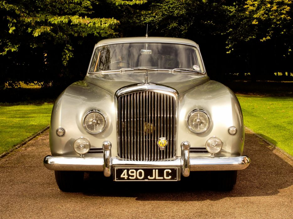 1955-59 Bentley S-1 Continental Sports Saloon Mulliner luxury retro   vc wallpaper