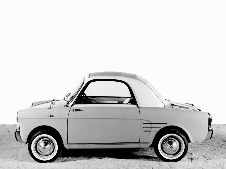1957-60 Autobianchi Bianchina Trasformabile retro classic     h wallpaper