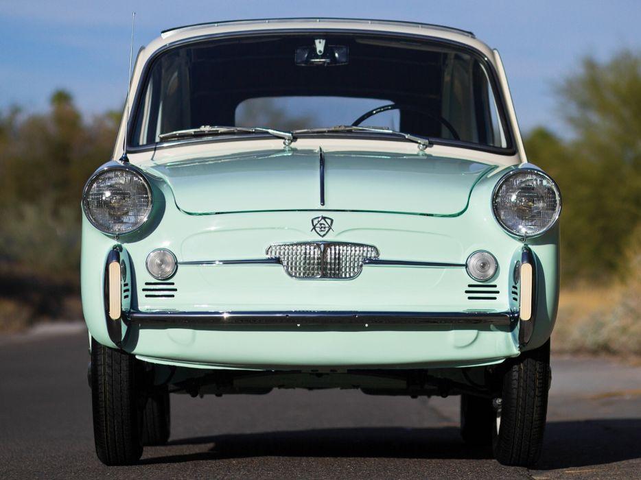 1957-60 Autobianchi Bianchina Trasformabile retro classic   hf wallpaper