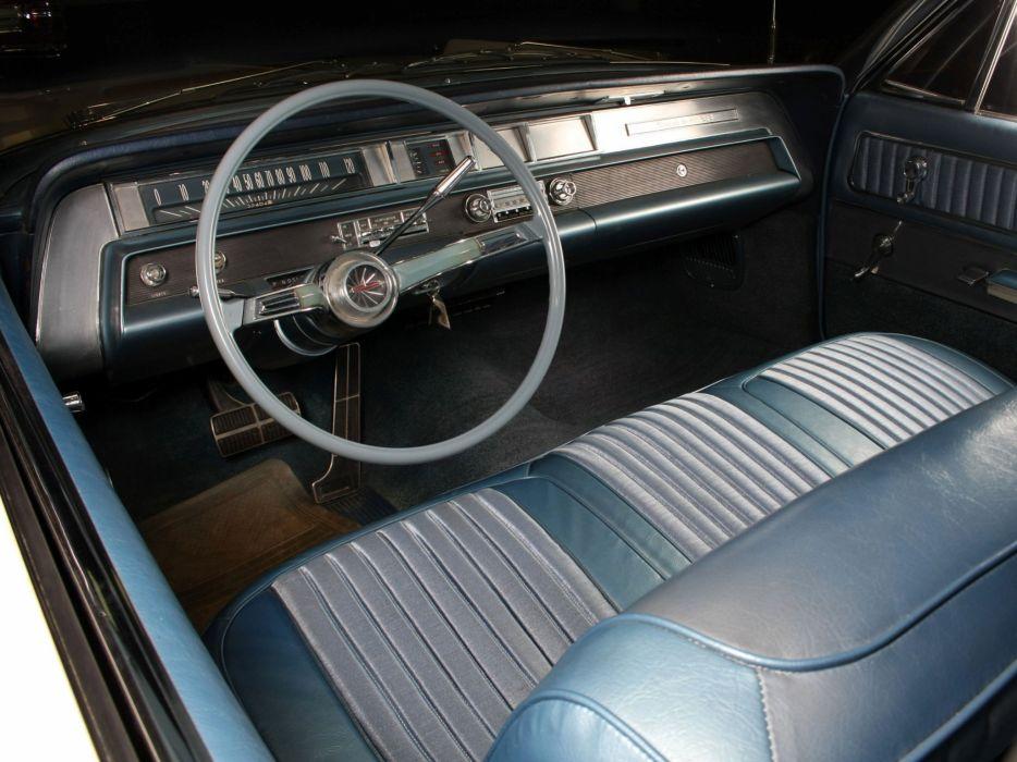 1963 Oldsmobile Super 8-8 2-door Holiday Hardtop (3547) classic interior    f wallpaper