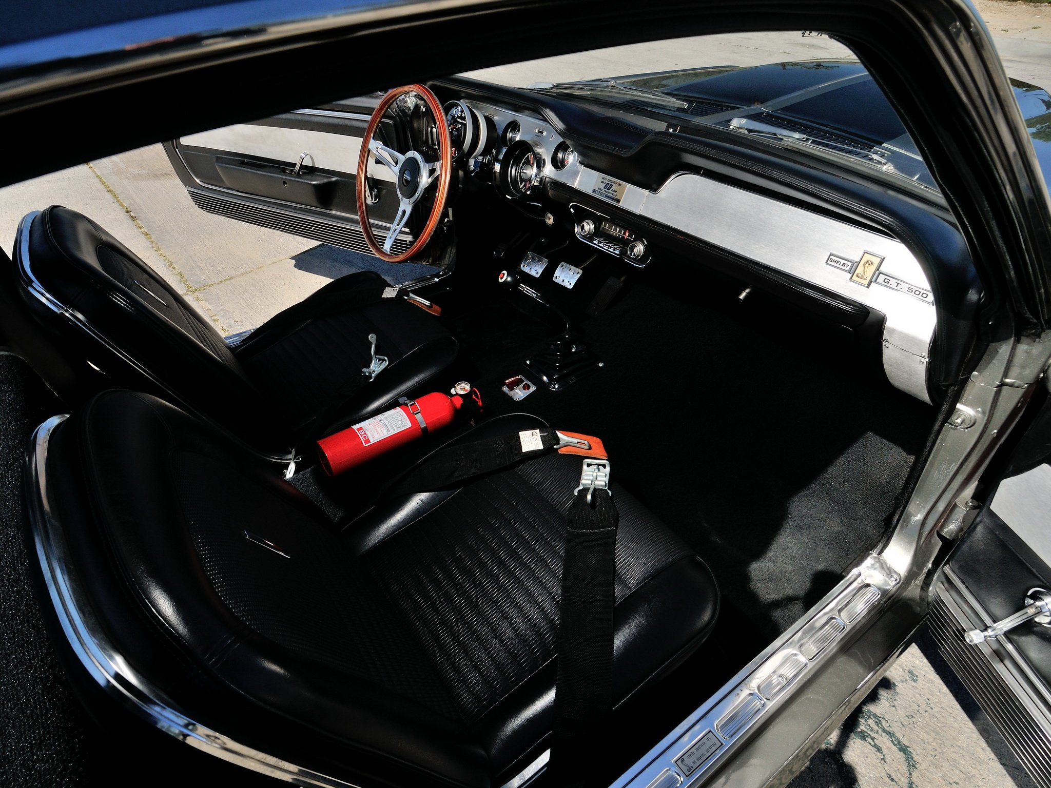 1967 ford mustang shelby cobra gt500 eleanor hot rod rods muscle classic interior f wallpaper
