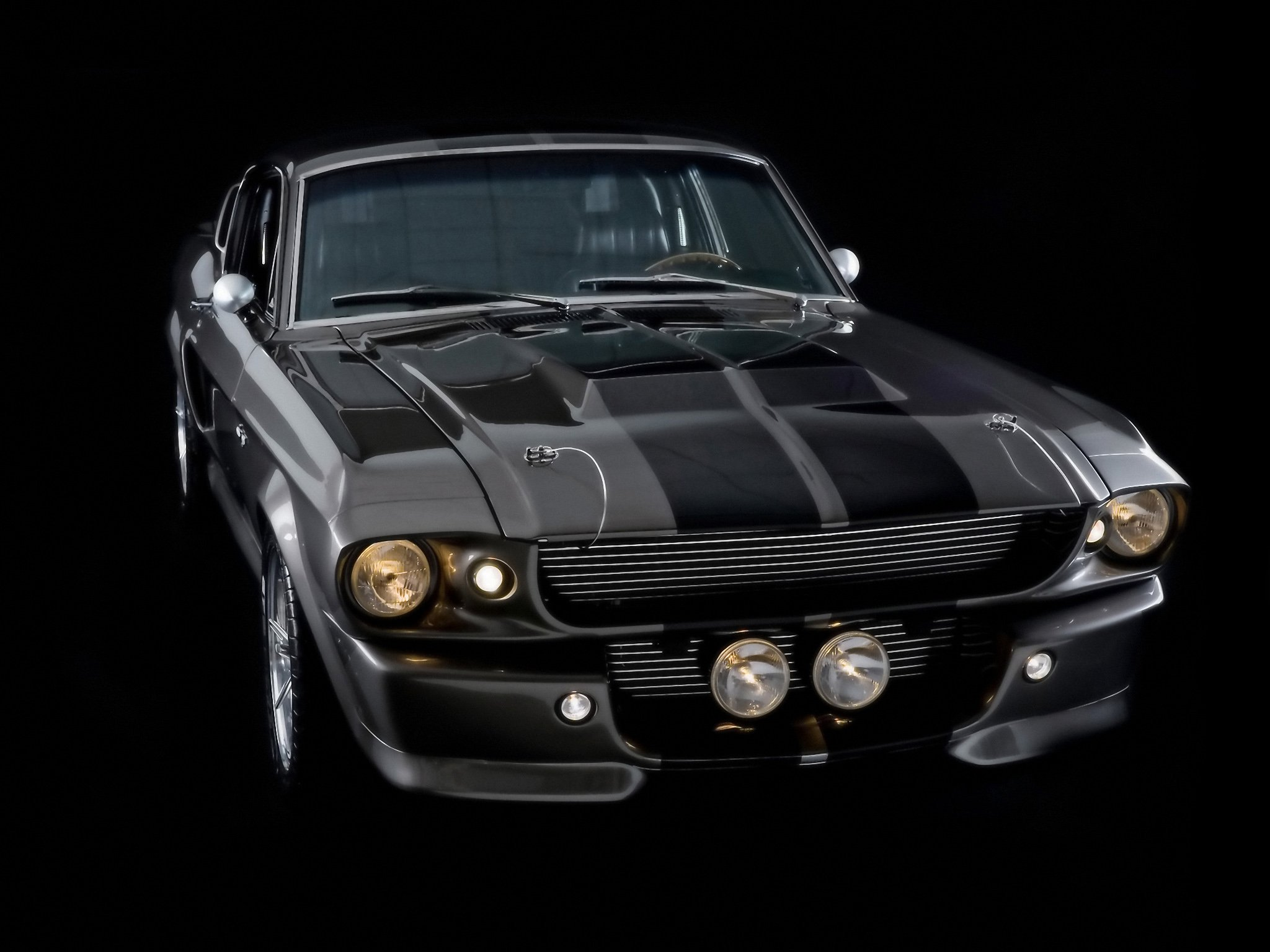 1967 ford mustang shelby cobra gt500 eleanor hot rod rods muscle classic tw wallpaper