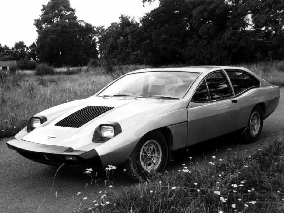 1970 Marcos Mantis supercar classic  g wallpaper