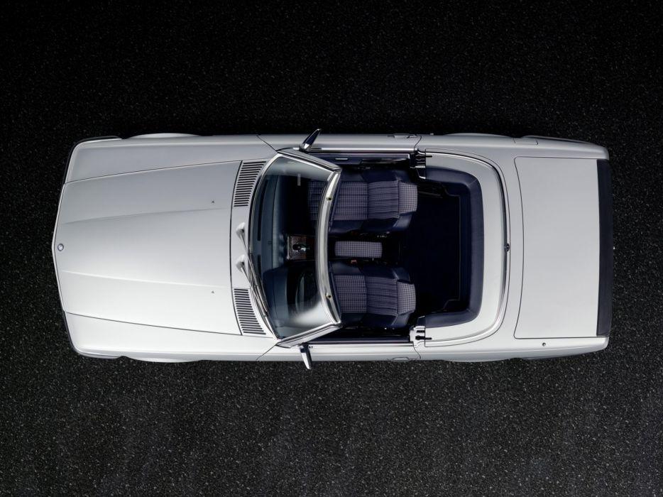 1971-89 Mercedes Benz SL-Klasse (R107) interior     g wallpaper