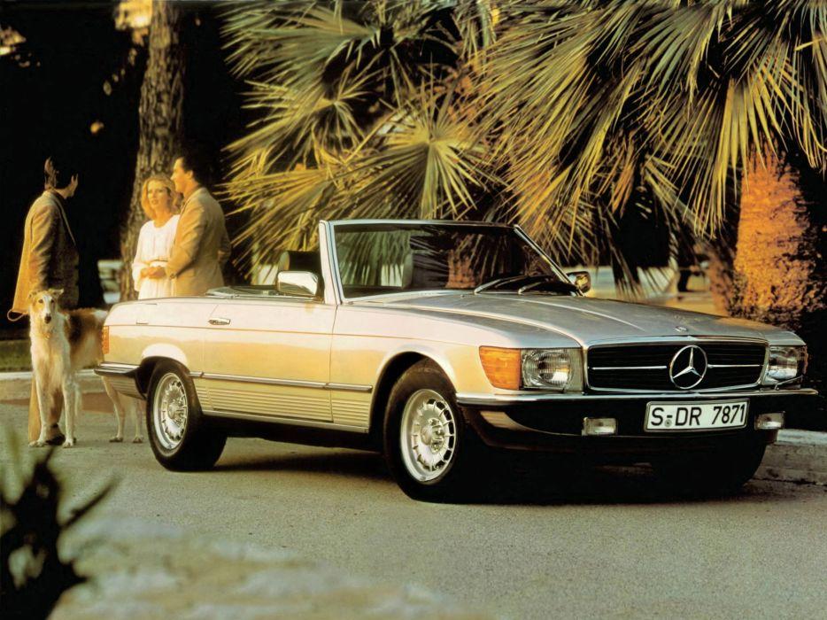 1971-89 Mercedes Benz SL-Klasse (R107)  h wallpaper