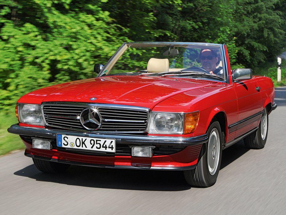 1971-89 Mercedes Benz SL-Klasse (R107)    hf wallpaper