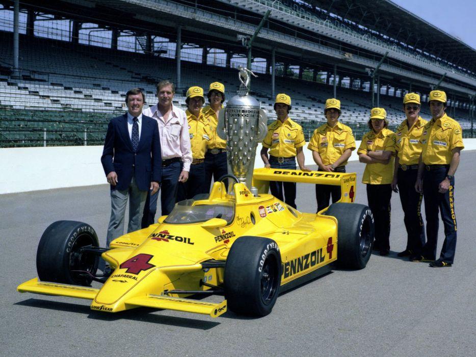 1979 Chaparral 2-K Indy 500 race racing      h wallpaper