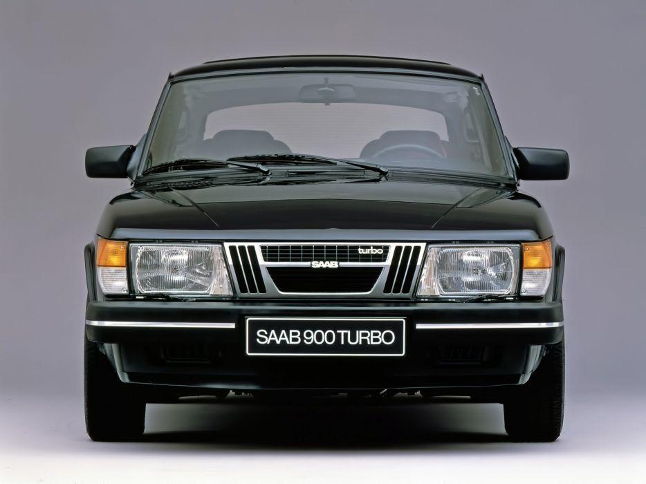 1980-87 Saab 900 Turbo  g wallpaper