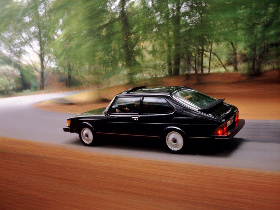 1980-87 Saab 900 Turbo  h wallpaper