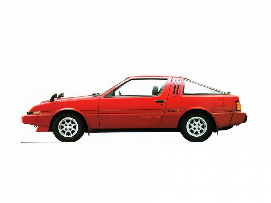 1982 Mitsubishi Starion Turbo  g wallpaper