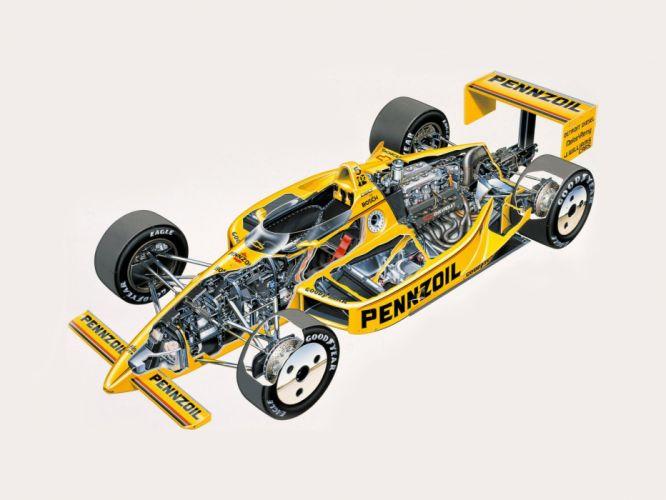 1988 penske pc17 formula f 1 race racing interior engine f wallpaper 1600x1200 249809. Black Bedroom Furniture Sets. Home Design Ideas