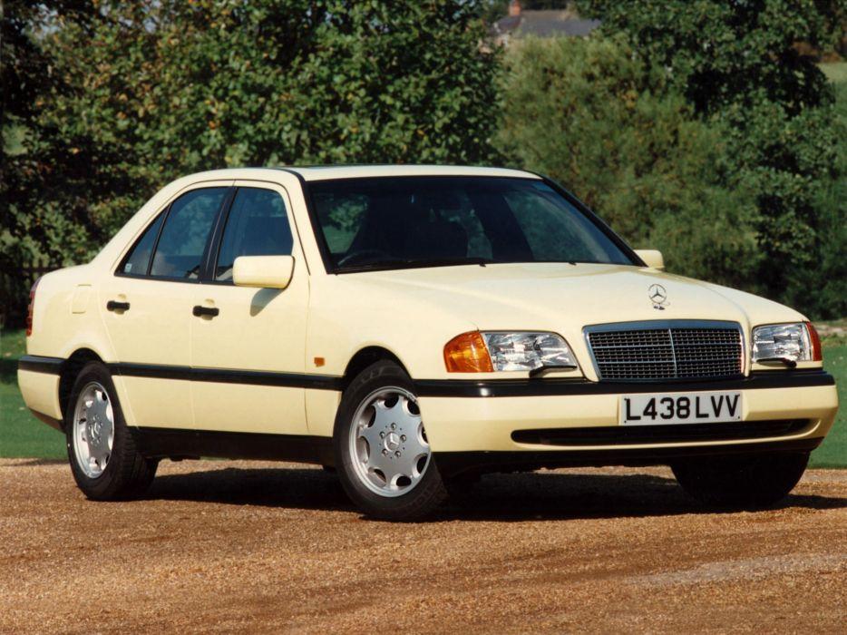 1993 Mercedes Benz C-Klasse UK-spec (W202) luxury    g wallpaper