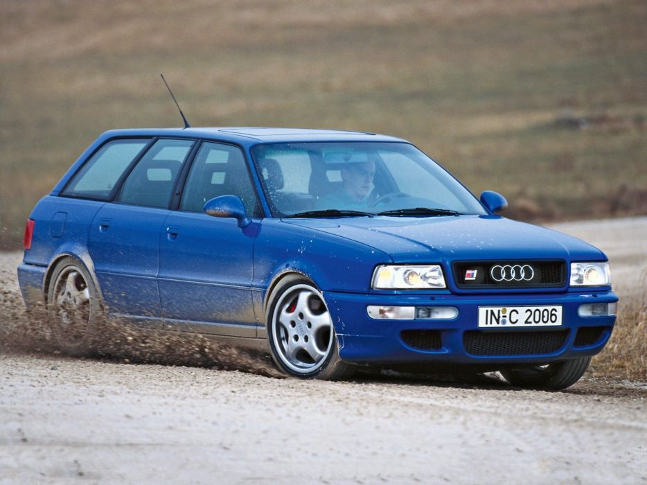 1994 Audi RS2 stationwagon    r wallpaper