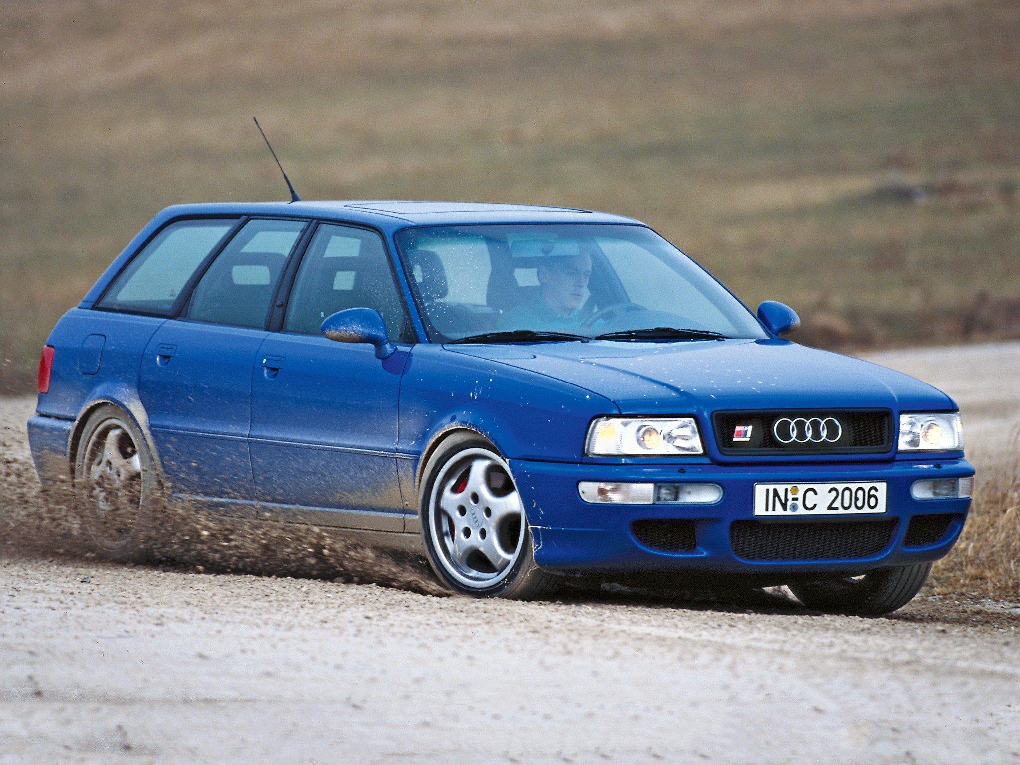 1994 Audi RS2 s... Audi Rs2